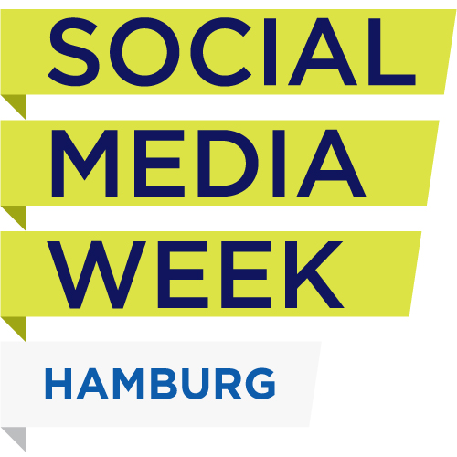 Rheinda bei der Social Media Week Hamburg